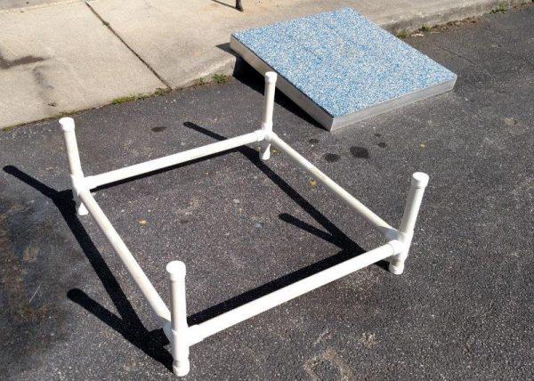 K9Einstein Table Frame